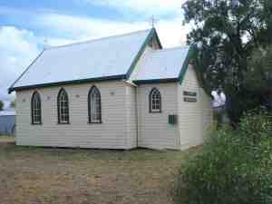 St Mark's Rowena