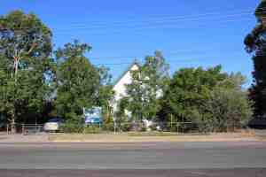 St Peters Walgett